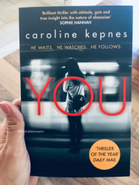 "Review – Novel Thriller ""YOU"" dari Caroline Kepnes"